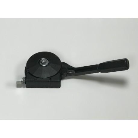 Acelerador manual de plástico Tizona