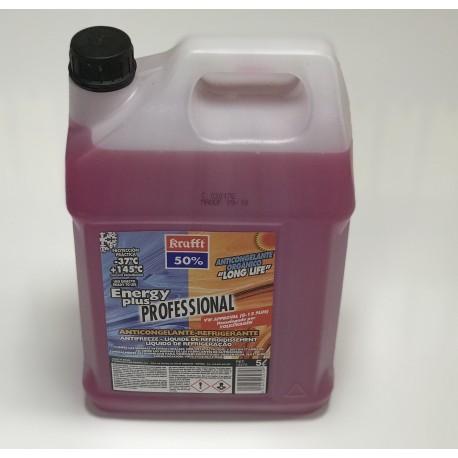 Anticongelante 50 % - 5 litros