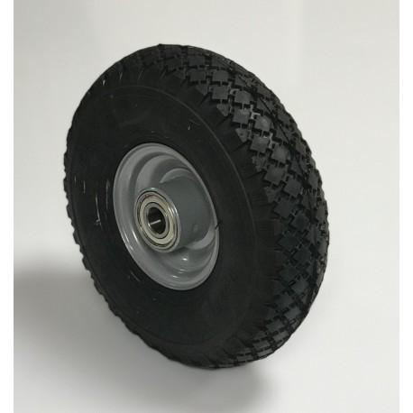 Rueda 260 C/R bolas metal KT