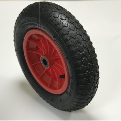 Rueda 350.8 C/R agu. nylon stand CA