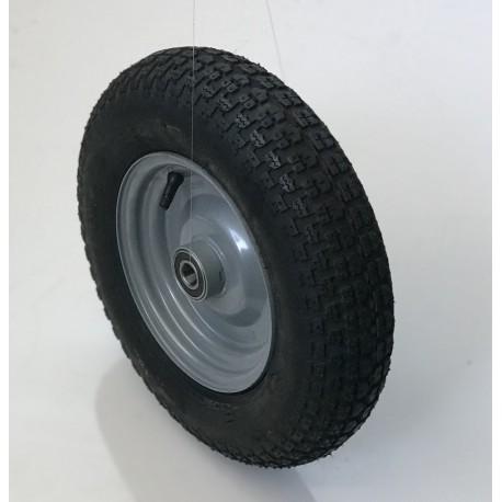 Rueda 350.8 C/R bolas metal velocidad