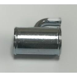 Manguito metálico unión tubos radiador