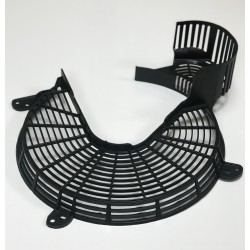 Protector polea ventilador/ alternador TZ