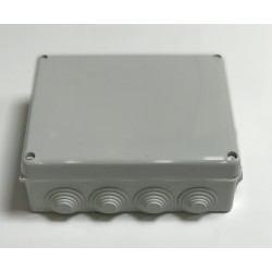 Caja estanca 220X170X80 mm 14 cono PG-21