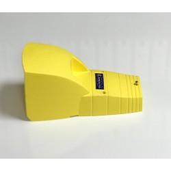 Carcasa pedal amarillo