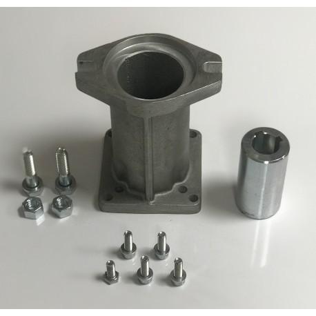 Kit brida a motor hidráulico POMPE- P63
